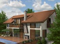 costruisci la tua casa in bulgaria case vacanza in ForPiani Casa In Stile Artigiano 4 Camere Da Letto