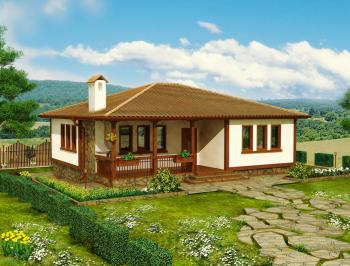 Costruisci la tua casa in bulgaria case vacanza in for Piani casa ranch con 3 box auto