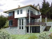 Costruisci la tua casa in bulgaria case vacanza in for Piani di casa in collina con garage sottostante