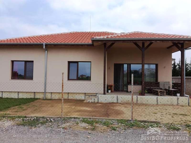 Casa in vendita vicino a plovdiv for Casa costruita
