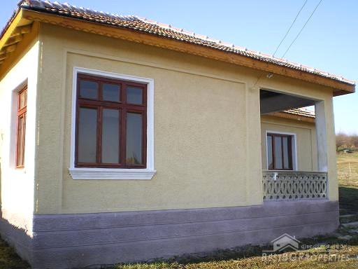 La Casa Di Un Piano Localizzata Nella Parte Meridionale Di Bulgaria
