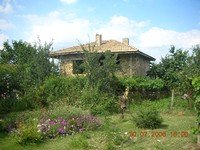 House in village only 10 km from Varna