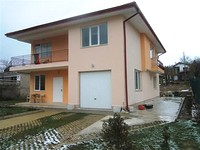 Splendid Newly Built House Only 500 M From The Beach