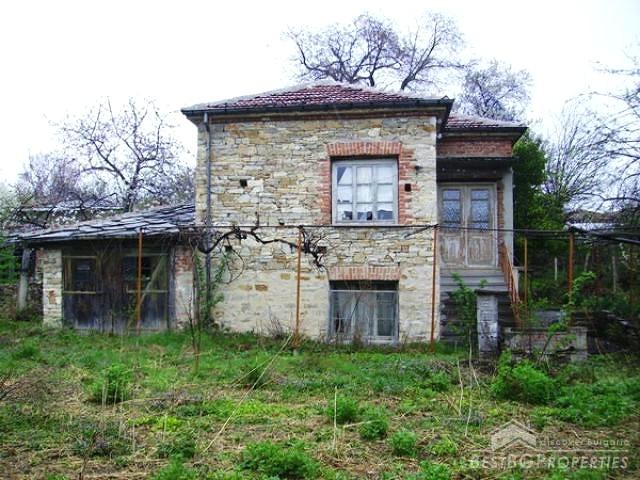 Casa di pietra for Case di pietra davanti