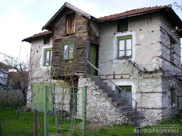 Case In Pietra Di Montagna : Casa di pietra nella montagna